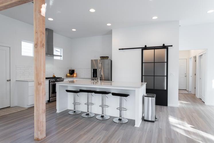 Adair Homes Modern Kitchen