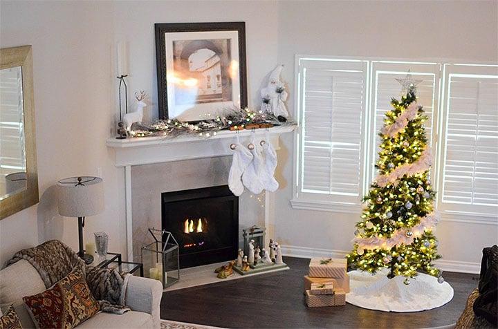 Fireplace-decoration