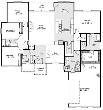 Olympus-floorplan