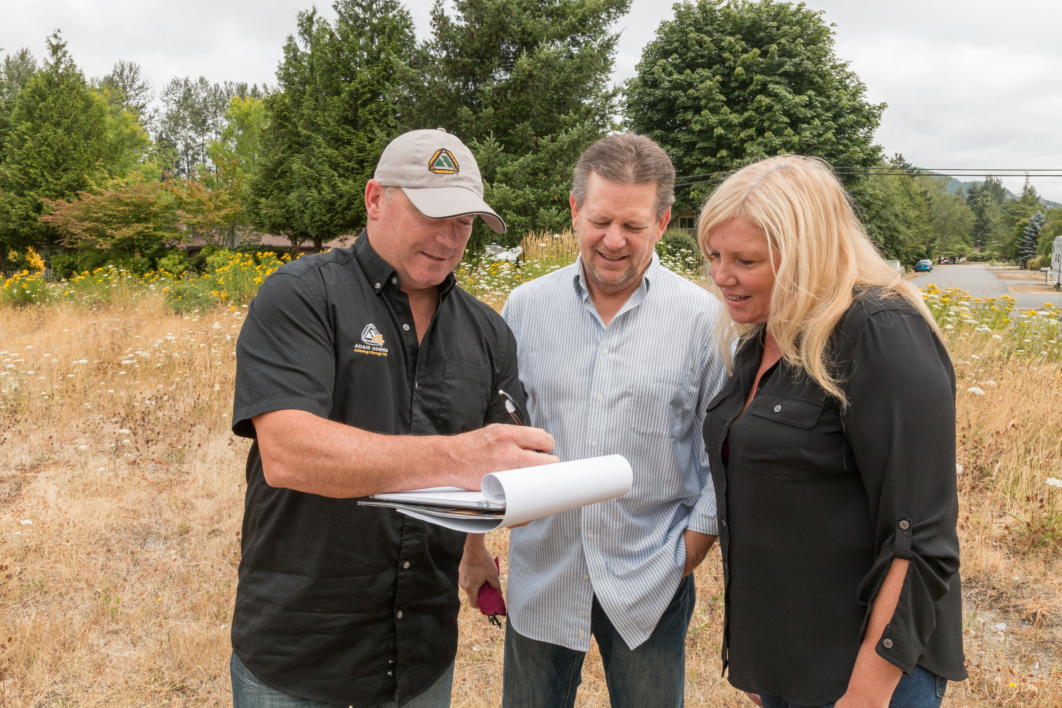 site development everything you need to know about the custom homebuilding process